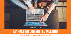 Marketing committee flyer